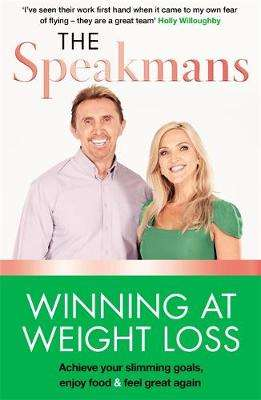 Cover of Winning at Weight Loss - Nik Speakman - 9781841883236