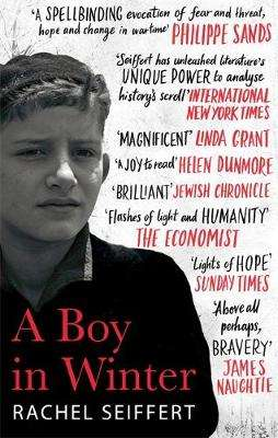 Cover of A Boy in Winter - Rachel Seiffert - 9781844089994