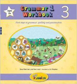 Cover of Grammar 1 Workbook 3 - Sara Wernham - 9781844144594