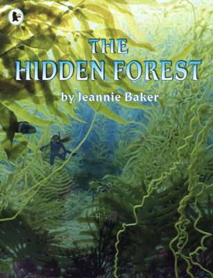 Cover of Hidden Forest - Jeannie Baker - 9781844285181