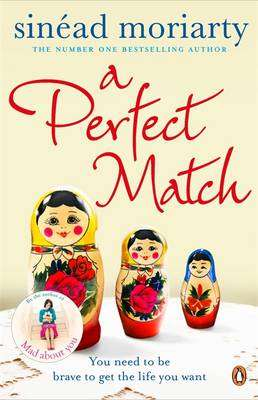 Cover of Emma & James Book 2: A Perfect Match - Sinead Moriarty - 9781844880416