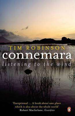Cover of CONNEMARA - LISTENING TO THE WIND - Tim Robinson - 9781844880669