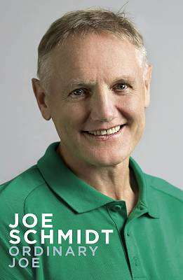 Cover of Ordinary Joe - Joe Schmidt - 9781844884094