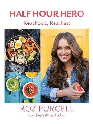 Cover of Half Hour Hero - Roz Purcell - 9781844884186