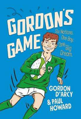 Cover of Gordon's Game - Paul Howard - 9781844884674