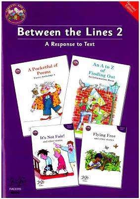 Cover of Between The Lines 2 - Skills Book - Margaret Dowling - 9781845360849