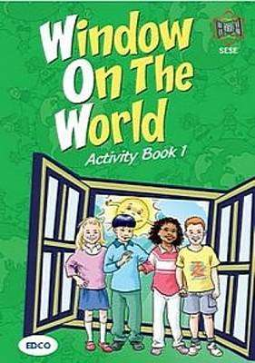 Cover of Window On The World Activity Book 1st Class - Breda Courtney Murphy - 9781845362058