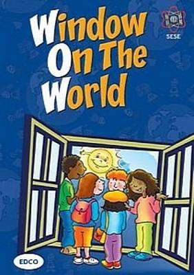 Cover of Window On The World Activity Book 2nd Class - Breda Courtney Murphy - 9781845362065