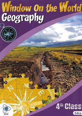 Cover of Geography Window on the World 4th Class - Helena Gannon - 9781845363154