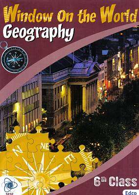 Cover of Geography Window On The World 6th Class - Edco - 9781845363413
