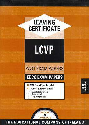 Cover of Edco Exam Papers LCVP Common Level Leaving Cert - Edco - 9781845363703