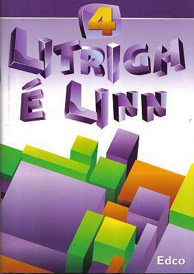 Cover of Litrigh E Linn 4 - Edco - 9781845364052