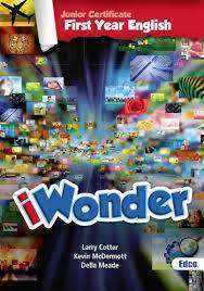 Cover of Wonder 1st Year Junior Certificate - Larry Cotter & Kevin McDermott & Della M - 9781845365325