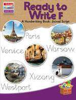 Cover of Ready To Write F 4th Class Joined Script - Anne Marie Herron & Jane Kelly - 9781845365752