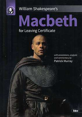 Cover of Macbeth New Edition - Patrick Murray - 9781845366513