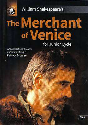 Cover of The Merchant of Venice - Patrick Murray - 9781845366544