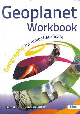 Cover of Geoplanet Workbook ONLY - Liam Ashe & Kieran McCarthy - 9781845366971