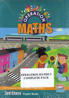 Cover of Operation Maths 3 - New Complete Pack - Claire Coroon Michael Browne - 9781845367220