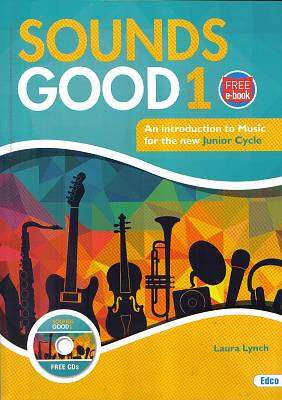 Cover of Sounds Good 1 Textbook 2018 Edition - Laura Lynch - 9781845367978