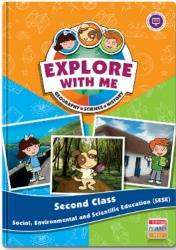 Cover of Explore with Me 2 - 2nd Class Text - 9781845368470