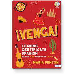 Cover of Venga Leaving Certificate Spanish - 9781845369224