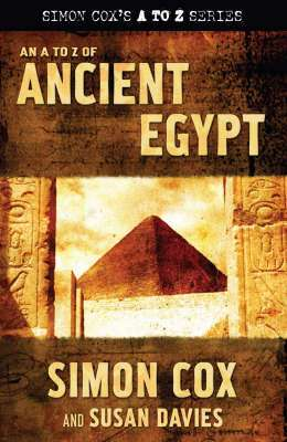 Cover of A-Z, Ancient Egypt - 9781845960773