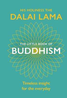 Cover of The Little Book Of Buddhism - Dalai Lama - 9781846046049