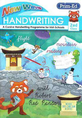 Cover of New Wave Handwriting 2nd Class - Prim-Ed - 9781846549335