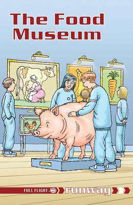 Cover of The Food Museum - Danny Pearson - 9781846913723