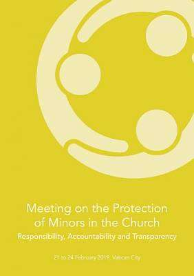Cover of Meeting on the Protection of Minors in the Church - Vatican City - 9781847309051