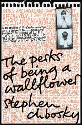 Cover of The Perks of Being a Wallflower - Stephen Chbosky - 9781847394071