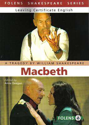 Cover of Macbeth - William Shakespeare Edited by Anne Deega - 9781847418937