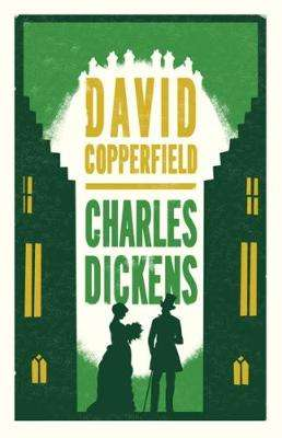 Cover of David Copperfield - Charles Dickens - 9781847497987