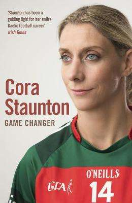 Cover of Game Changer - Cora Staunton - 9781848272590