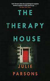 Cover of Therapy House - Julie Parsons - 9781848405776