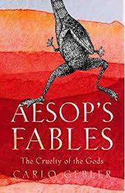 Cover of Aesop's Fables - Carlo Gebler - 9781848407060