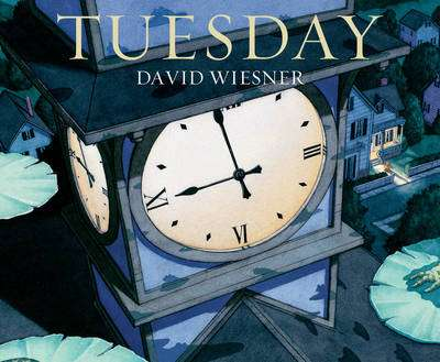 Cover of Tuesday - David Wiesner - 9781849394475