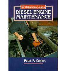 Cover of DIESEL ENGINE MAINTENANCE - Peter F. Caplen - 9781852236960