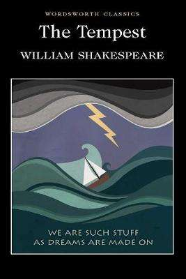Cover of The Tempest - William Shakespeare - 9781853262036