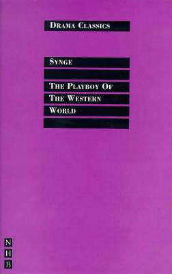 Cover of Playboy Of The Western World - John M. Synge - 9781854592101