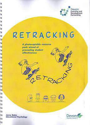 Cover of RETRACKING Programme - Jenny Bates & Devon County Council - 9781855225480
