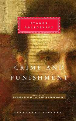 Cover of Crime and Punishment - Fyodor Dostoevsky - 9781857150353