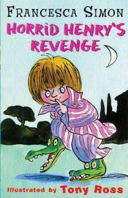 Cover of Horrid Henry 8: Horrid Henry's Revenge - Francesca Simon - 9781858818252