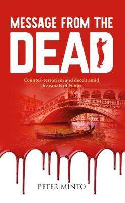 Cover of Message From The Dead - Peter Minto - 9781861518248