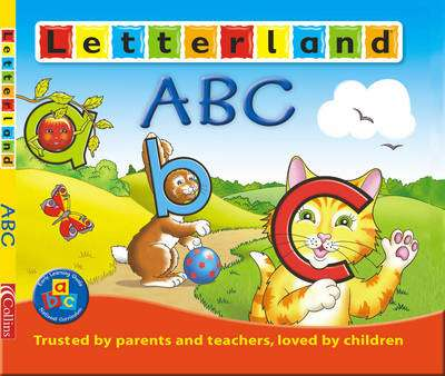 Cover of Letterland ABC Hardback - Lyn Wendon - 9781862092211