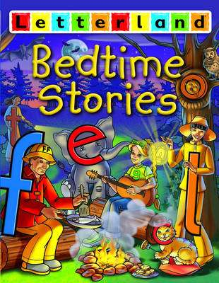 Cover of Letterland Bedtime Stories - Letterland - 9781862092891