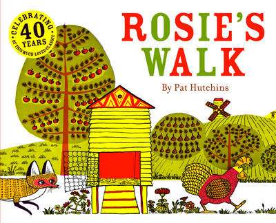Cover of Rosie's Walk - Pat Hutchins - 9781862308060