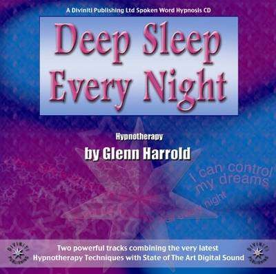 Cover of Deep Sleep Every Night - Glenn Harrold - 9781901923209