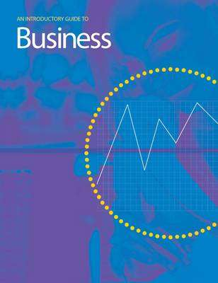 Cover of An Introductory Guide to Business - John Mann - 9781903348222
