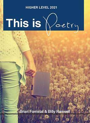 Cover of This Is Poetry Higher Level 2021 - 9781906565435